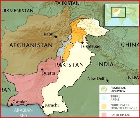 the cave was afghanistan ever colonized