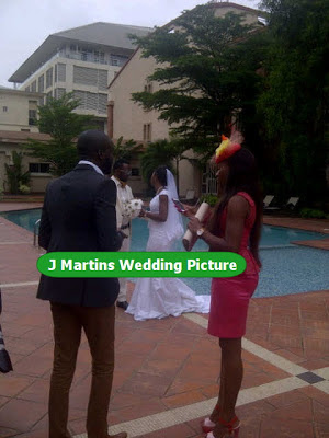 j martins wedding pictures