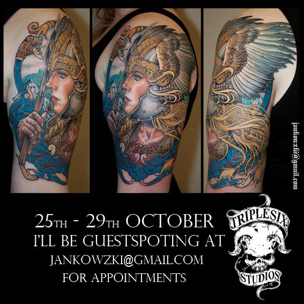 UK Guestspot October