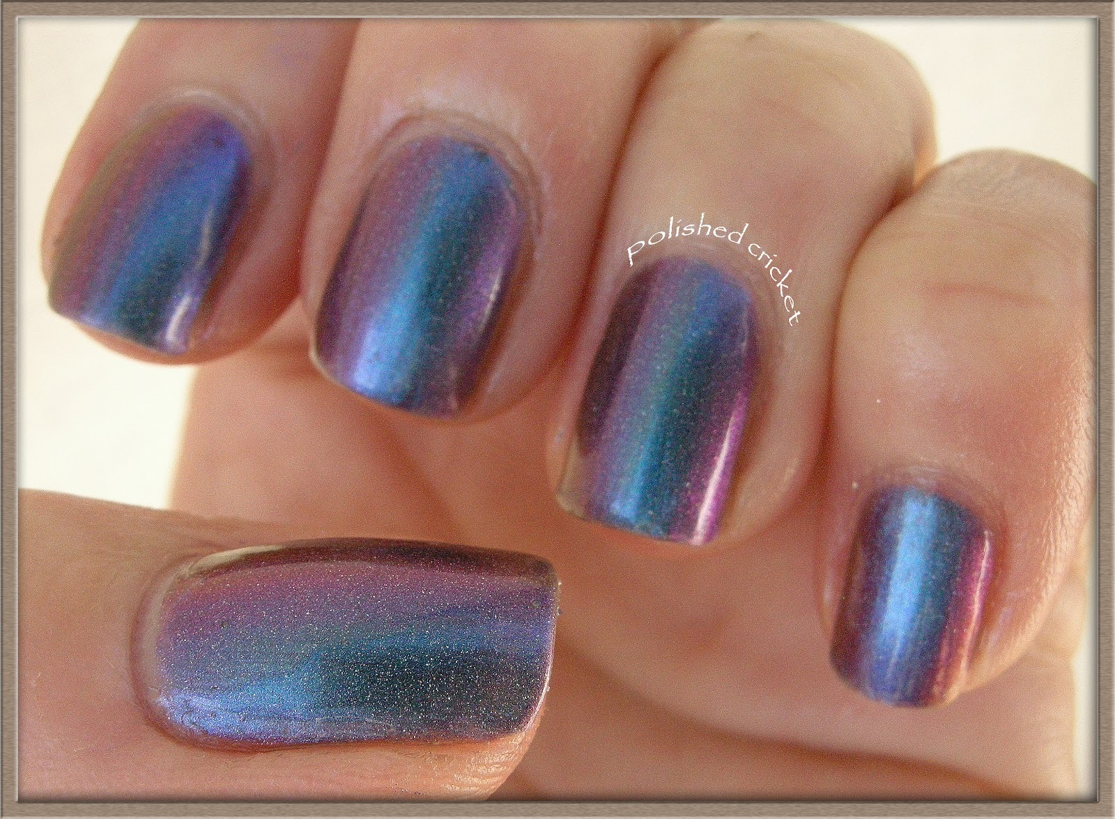 Enchanted Polish- Across the Universe (Swatches and Review)   The ...