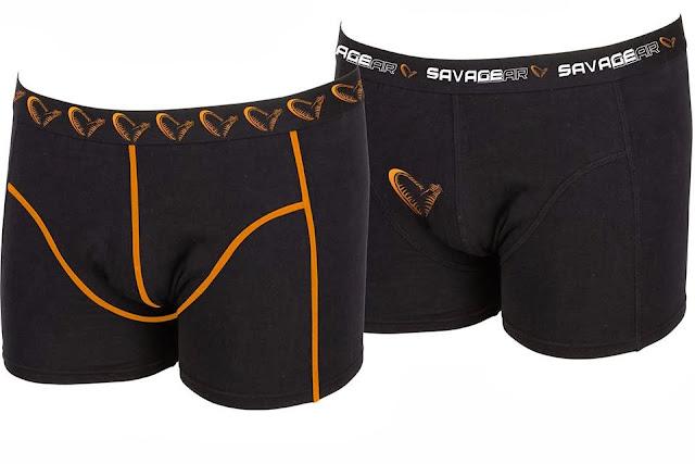 Quentin Combe Savage Gear Nouveautés News 2014 Vêtements Boxer Shorts Caleçon Boxer