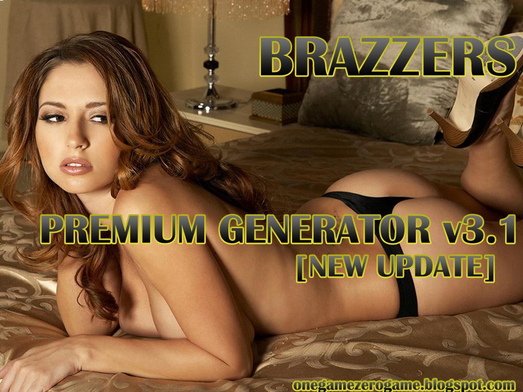 onegame  BRAZZERS PREMIUM GENERATOR v3 1  NEW UPDATE