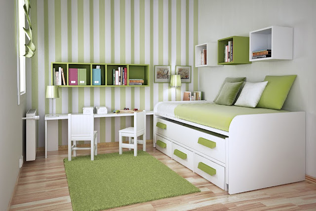Good Design Ideas For Small Bedrooms