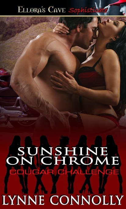 Sunshine on Chrome by Lynne Connolly
