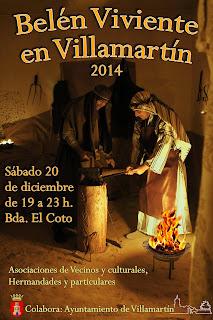 Villamartín - Belén Viviente 2014