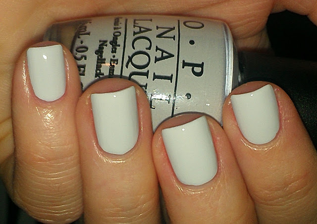 soft white cream polish
