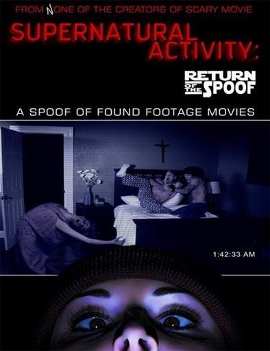 Ver Supernatural Activity Online