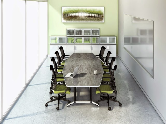 Cohere Boardroom Table