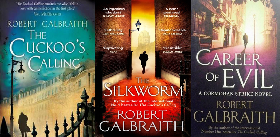 The Silkworm Cormoran Strike No. 2 by Robert Galbraith Paperback Brand New