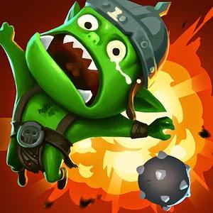 Tải Game Quái vật TD Mania: First Strike Mod Unlimited APK Hack Full