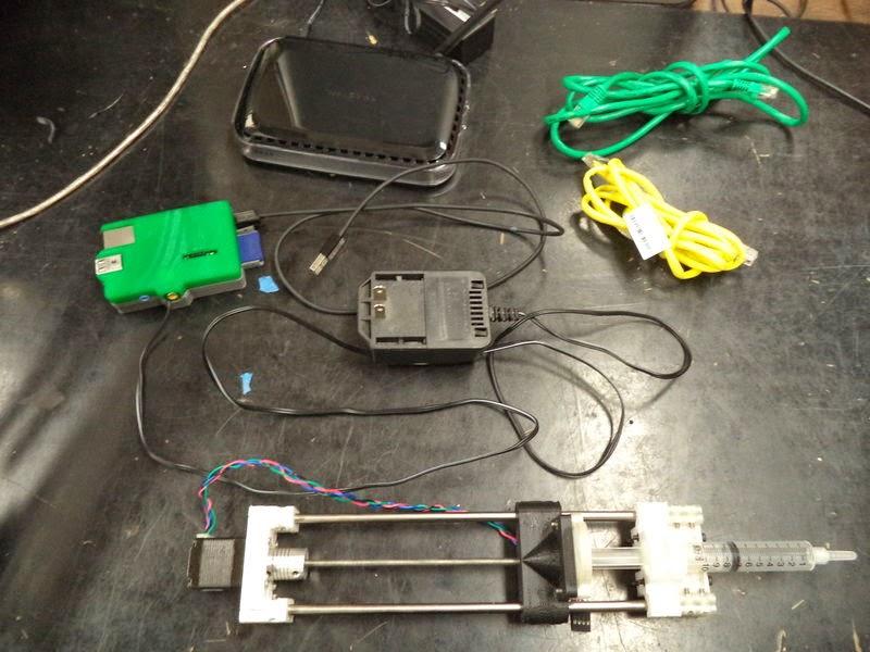 Material laboratorio impresión 3D