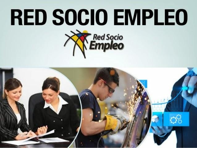 red socio empleo ecuador agosto 2014