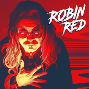 Red, Robin Robin Red Frontiers Records September 17, 2021