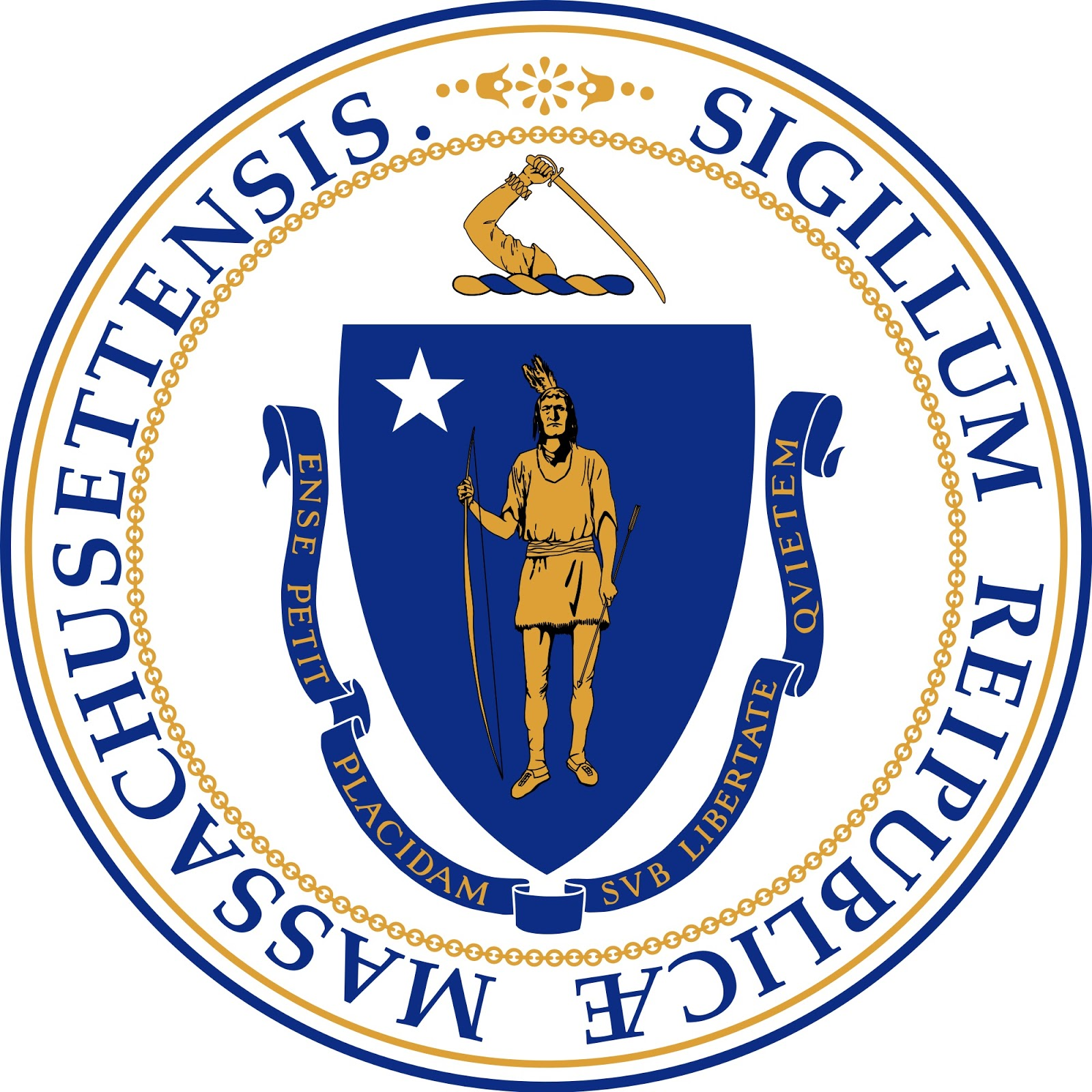 State library of massachusetts the official this that and the chapter two of the massachusetts general laws is titled arms great seal and other emblems of the commonwealth the first few sections describe the buycottarizona