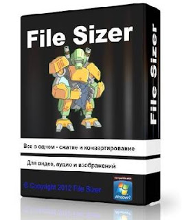 Do you need to convert your media files to another file format? File Sizer has a built-in file converter and compressor.