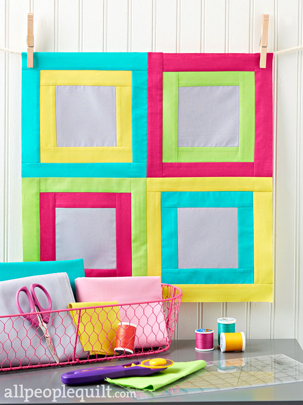 Make It Blossom by Sandra Clemons: BHG Quilts & More - Sew Easy ... : bhg quilts - Adamdwight.com