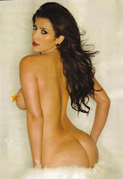 Kim Kardishan Naked For Playboy