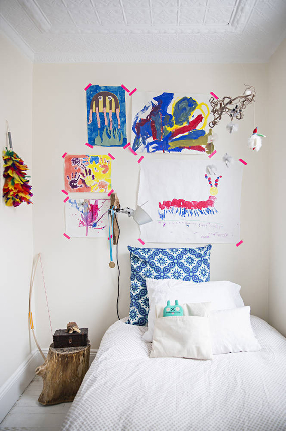 Kids room | Photo by Brittany Ambridge via Domino