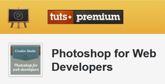 Tutsplus – Photoshop for Web Developers