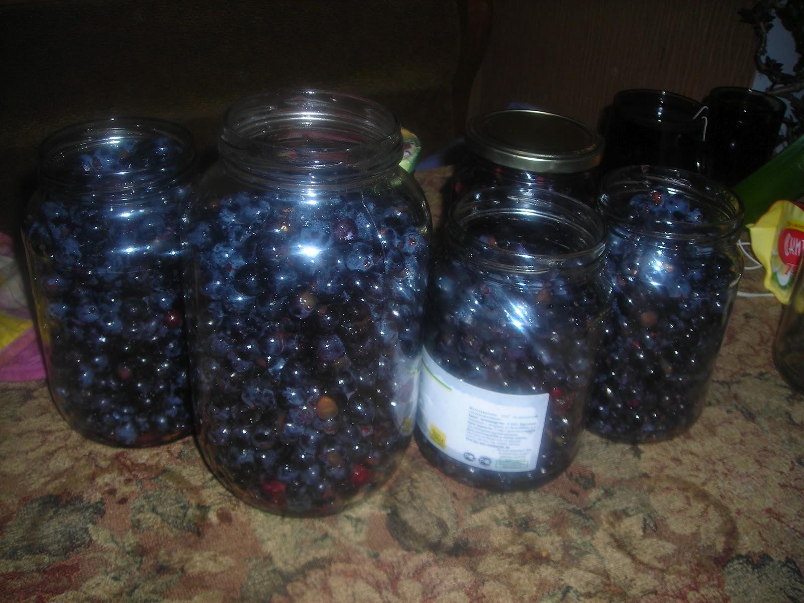 Компот из винограда на зиму - простой рецепт с пошаговыми фото 90