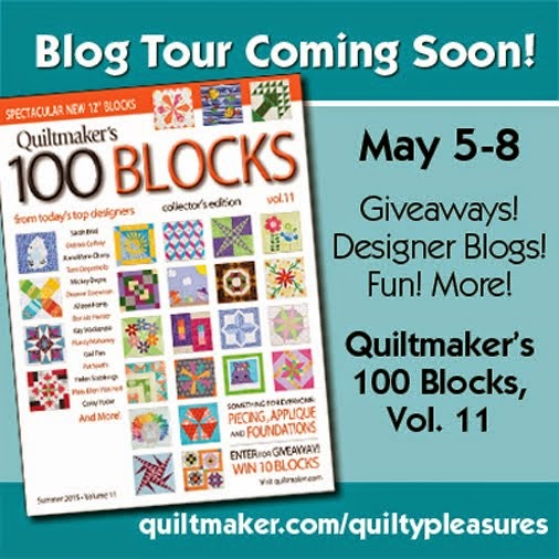 Quiltmaker 100 Blocks Volume 11