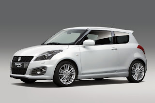 2012 Suzuki Swift Sport