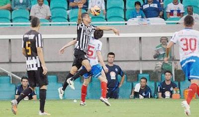 Tricolor encara o Santos em seu primeiro teste em 2016