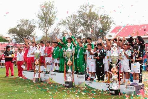 III Juegos en el nivel primario: Tarija queda segundo en los Plurinacionales