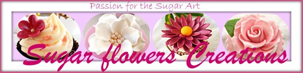 Sugar flowers Creations