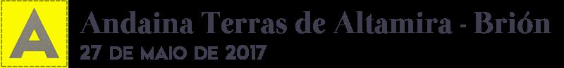 III ANDAINA TERRAS DE ALTAMIRA - BRIÓN