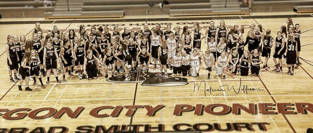 Oregon City Junior Girls Basketball