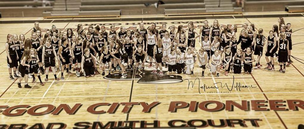 Oregon City Junior Girls Basketball