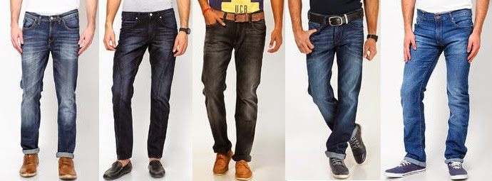 Branded Jeans for Men Online in India: Lee Jeans: Perfect fit and ...