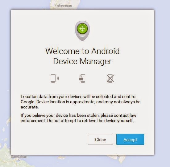 Android Device Manager Tool - Geeky Juan