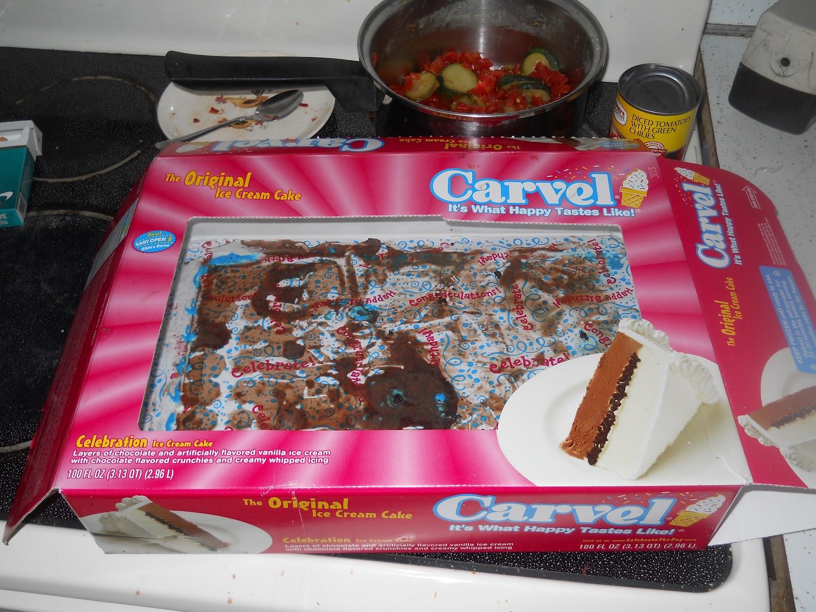 Retro Memories Of Mine Carvel Ice Cream