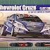 Aoshima 1/24 Chevrolet Cruze (1.6T) 2012 WTCC Champion (B24003)