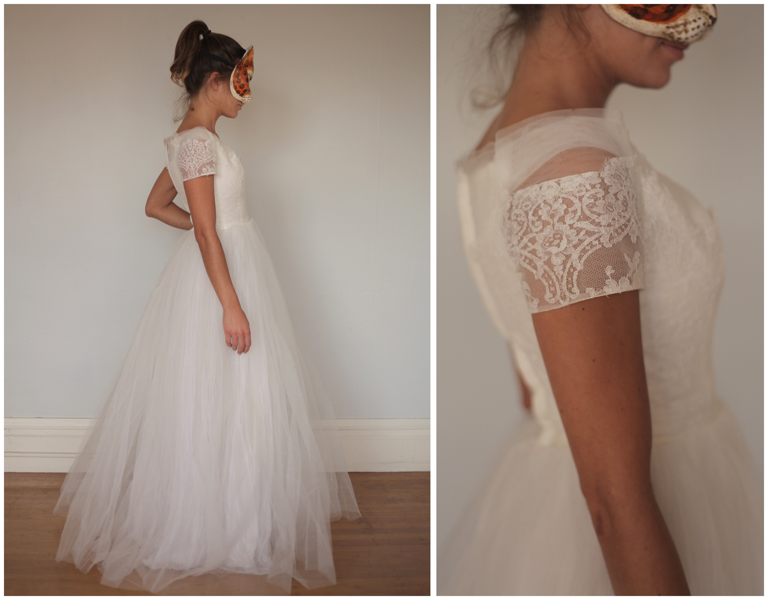 Big Poofy Wedding Dresses With Lace Viewing Gallery
