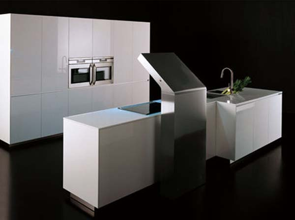 Futuristic Kitchens - Kitchen Design Ideas @ The Kitchen ...