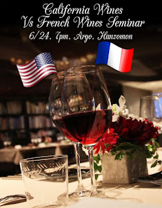 California Wine Vs. French Wine Seminar