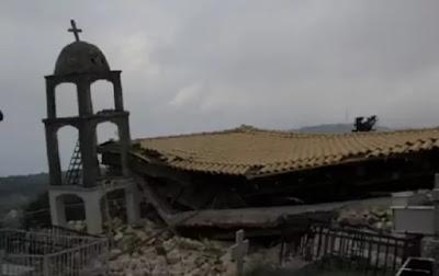 Τσελέντης- Η ανάρτηση στο facebook για τους σεισμούς ΣΟΚΑΡΕΙ!