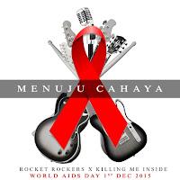 Download Lagu Rocket Rockers Ft Killing Me Inside Menuju Cahaya Mp3