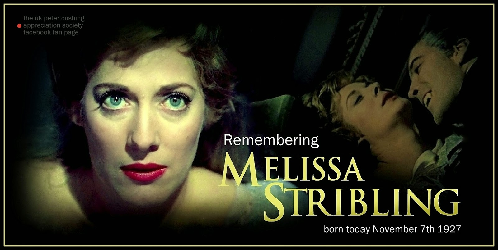 Watch Melissa Stribling video