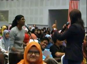 Sharifah Zohra Jabeen Syed Shah Miskin, KS Bawani, forum Universiti Utara Malaysia (UUM)