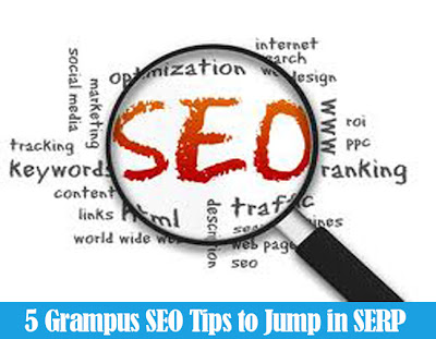 5 Grampus SEO Tips to Jump in SERP