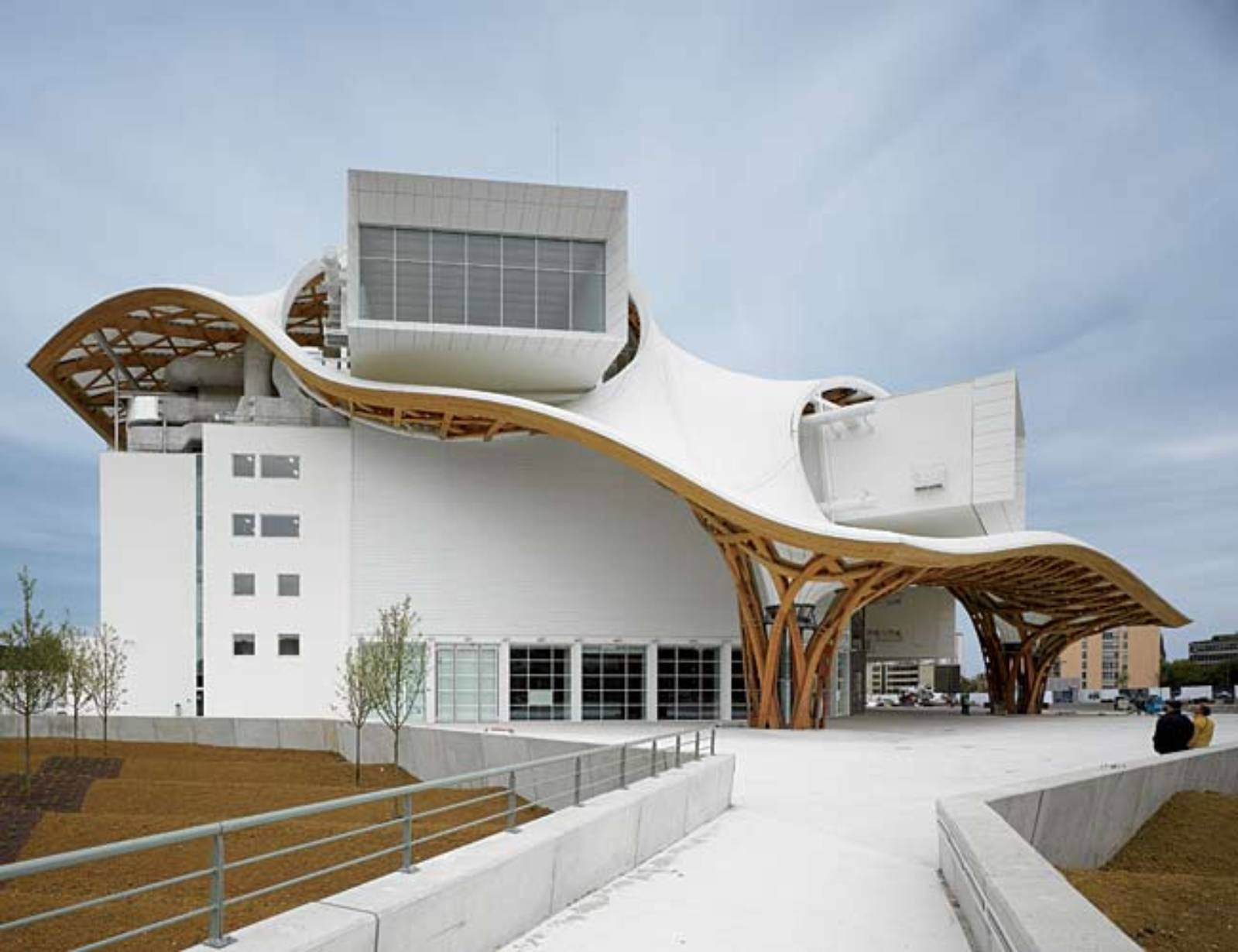 centre pompidou metz by shigeru ban architects