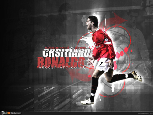 C Ronaldo Background