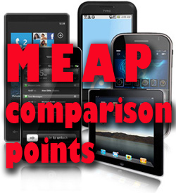 MEAP Comparison Points