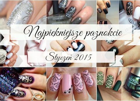 30 najpiękniejszych stylizacji paznokci
