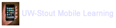 Mobile Learning UW-Stout