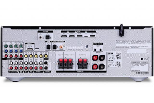 Sony mu te ki lovers sony muteki modelo 7500 7 2 channels for Mueble muteki 5 2